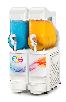 Machine à granita Slush machine 2X10L