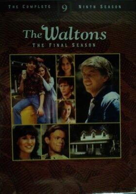 The WALTONS The COMPLETE NINTH SEASON 17+ Hours 22 Episodes 3-Disc Set SEALED