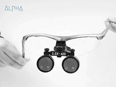 Alpha TTL Customised Dental loupes