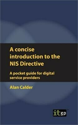 A Concise Introduction to the NIS Directive - A Pocket Guide for Digital Service