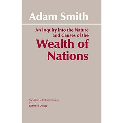 The Wealth of Nations: Inquiry into the Nature and Caus - Paperback NEW Smith, A