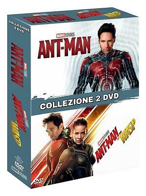 Ant-Man / Ant-Man And The Wasp (2 Dvd) - Peyton Reed
