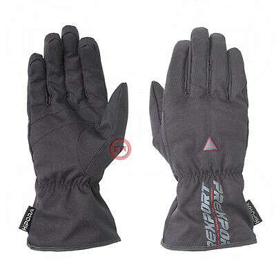 Guanti Prexport Gloves Moto Scooter Invernali Touring Waterproof Nero/Antracite