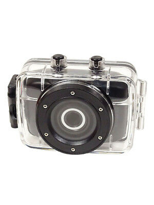 Sharper Image Svc456bk Full Hd Action Camera 798 Picclick