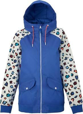 BURTON TWC WHATEVER SNOWBOARD JACKET WOMENS size M RRP £180