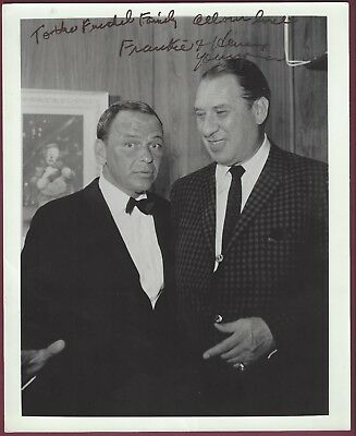 A Henny Youngman Collection, Signed Photo, Two Letters, COA, UACC RD 036