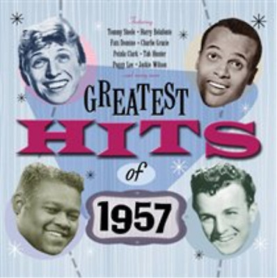 Various Artists-Greatest Hits of 1957 (UK IMPORT) CD NEW