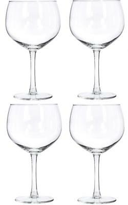 Set of 4 650ml Gin Tonic Balloon Cocktail Mixer Glass