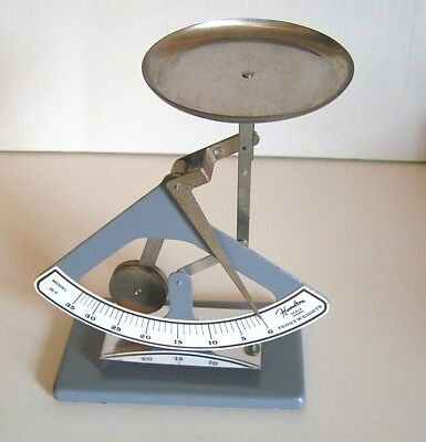 Vintage Hamilton Scale Pennyweights Model 35-P Never Used Original Owner