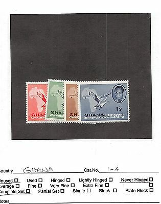 Lot of 29 Ghana MNH Mint Never Hinged Stamps #103412 X