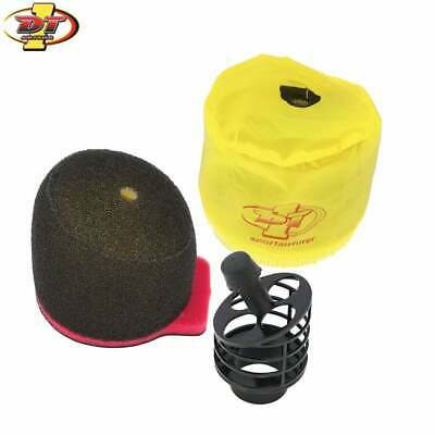 DT1 Air Power Set To FitKTM 350 Freeride Kit (1 Cage - 2 Filter - 1 Skin)
