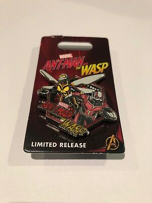 Marvel Ant-Man and the Wasp Opening Day 2018 Disney Pin