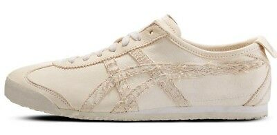 Womens Girls Onitsuka Tiger Mexico 66 fashion trainers Sneakers shoes Size UK 4