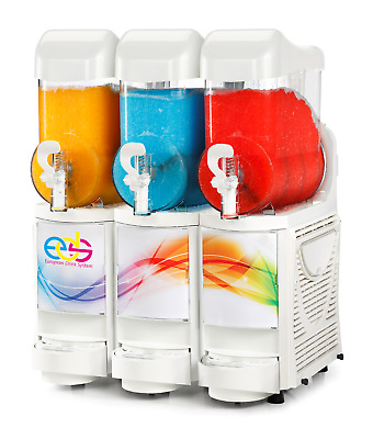 Machine à granita Slush machine 3X10L