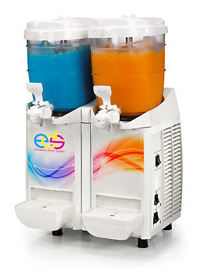 Machine à granita Slush machine 2X5,5L