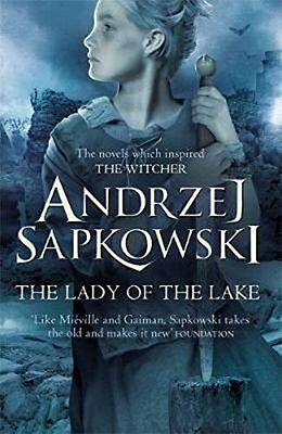 The Lady of the Lake (Witcher Saga 5), Sapkowski, Andrzej, New