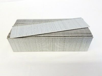 "18 Gauge Galvanized Straight Finish Brad Nail 1 1/4"" 5,000/box fits most brands"