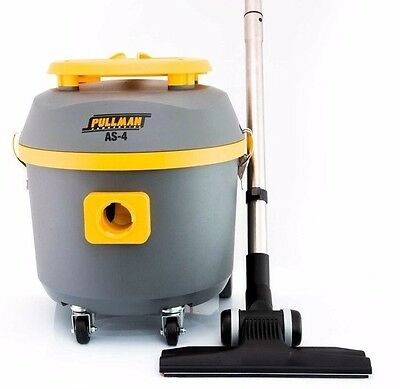 Pullman AS4 Quiet Commercial Vacuum Cleaner with 1yr warranty