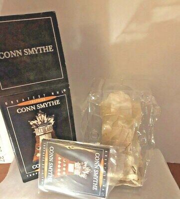 MINI 2003 McDONALD'S  NHL TROPHY    ''CONN SMYTHE ''  IN THE BOX WITH CARD