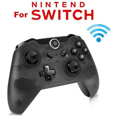 Nintendo Switch Pro Wireless Bluetooth Gamepad Controller Eingebaute Batterie DE