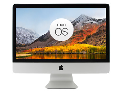"""Apple iMac 12.1 (A1311) All-in-One Core i5 8GB 500GB HDD 21,5"""""""