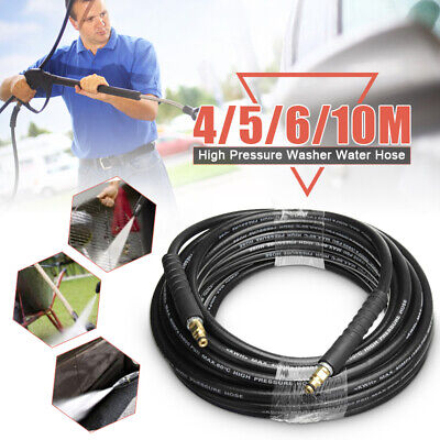 4/5/6/10/15/20M High Pressure Washer Replacement Pipe Hose For KARCHER K Series