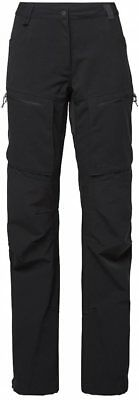 North Bend Trekk Pants Women Damen Outdoor Trekkinghose Hose schwarz