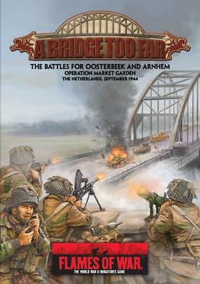 Battlefron FoW WWII Rul Bridge Too Far, A - The Battles for Oosterbeek  SC MINT