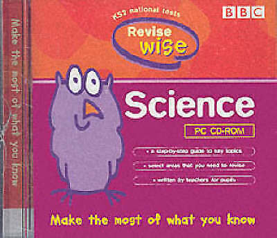 Revise Wise: KS2 National Tests: Science by BBC (CD-ROM, 2000)