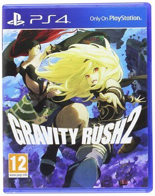 Gravity Rush 2 PS4 - Sony PlayStation 4 NEW & SEALED