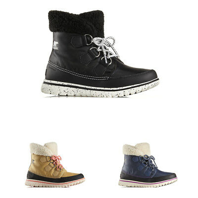 Womens Sorel Cozy Carnival Hiking Casual Winter Snow Walking Ankle Boots US 5-11