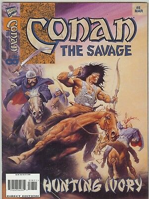Conan The Savage (1995) # 8