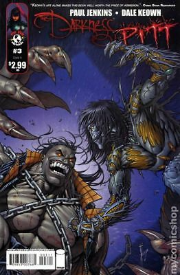 Darkness Pitt (Top Cow) #3A 2009 VF- 7.5 Stock Image