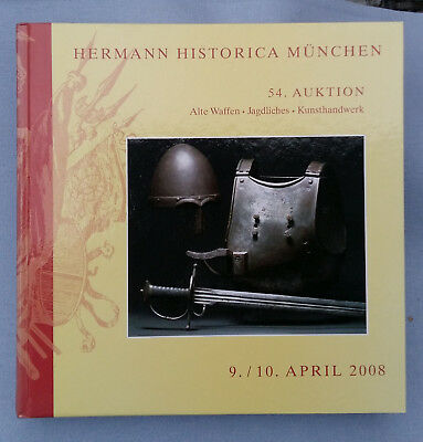Hermann Historica Auktionskatalog Nr. 54, April 2008