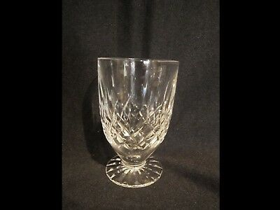 Waterford - LISMORE - Footed Juice Glass