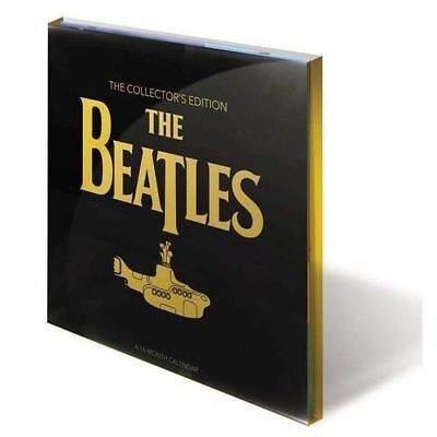 2019 The Beatles: Yellow Submarine Special Edition Wall Cal, Rock by ACCO Brands