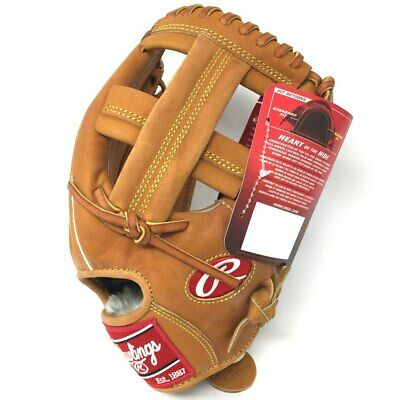 PROSPT-18-RightHandThrow Rawlings HOH PROSPT Baseball Glove Horween Leather 11.7