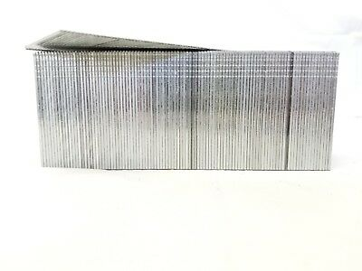 "18 Gauge Galvanized Straight Finish Brad Nail 2 "" 5,000/box fits most brands"