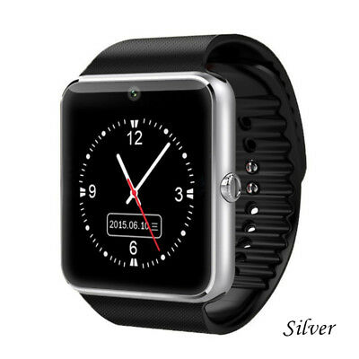 6eac8142fc5 NEWEST BLUETOOTH SMART Watch Sports Activity Band for iPhone Samsung ...