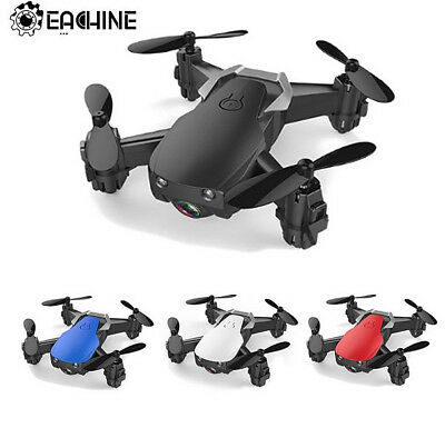 Eachine E61/E61hw Selfie Drone FPV 0.3 MP HD Camera RTF WiFi RC Quadcopter