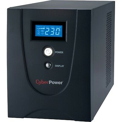 CyberPower Value SOHO UPS 4 Outlets 1200VA 1720W Uninterruptible Power Supply