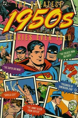 Greatest 1950s Stories Ever Told TPB (DC) #5-1ST 1991 NM Stock Image