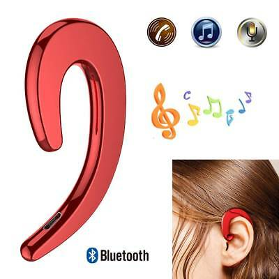 Noise Cancelling Bluetooth Earphone Wireless Over Ear Headset For Samsung iPhone