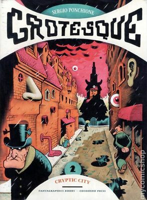 Grotesque GN (Fantagraphics) 2-1ST 2008 VF Stock Image