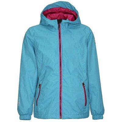 Killtec Nuri JR Kinder Outdoorjacke blau aqua