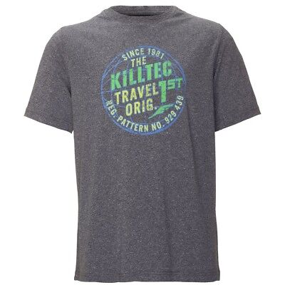 Killtec Fain JR Kinder T-Shirt dunkelnavy