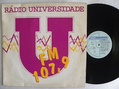 Tears For Fears New Order Ugly Kid Joe Lp Radio Promotional Brazil Only 1993