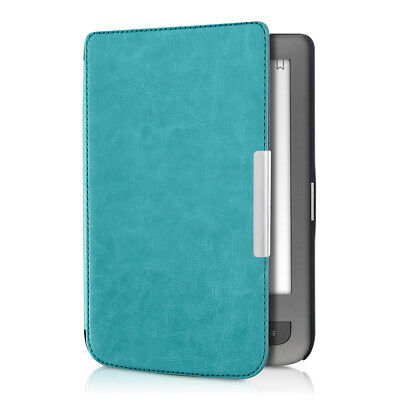 Hülle für Pocketbook Touch Lux 3Basic LuxBasic Touch 2 eReader Cover Klapphülle
