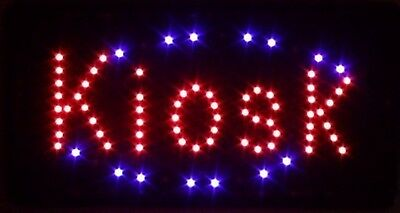 Kiosk Led Sign Light Illuminated Sign Advertising Neon Sign Light Advertisement