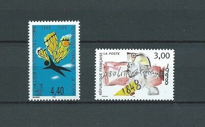 FRANCE - 1998 YT 3148 à 3149 - TIMBRES NEUFS** MNH LUXE
